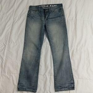 Express Slim Jeans 30x30